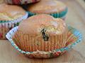 葡萄干纸杯蛋糕的做法