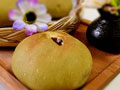 抹茶乳酪小面包的做法