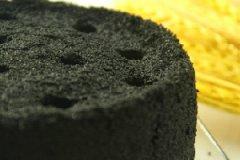 煤炭蛋糕的家常做法