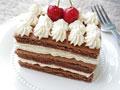 栗蓉可可蛋糕的做法