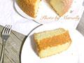 中空海绵蛋糕的做法