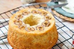 香蕉戚风蛋糕的家常做法