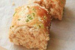 自制家常肉松面包卷的家常做法