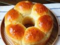 鲜奶玉米面包的做法