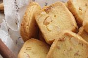 杏仁花生酱饼干的做法视频