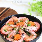 菌菇杂烩海鲜煲的做法