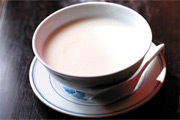蛋白杏仁茶的做法视频