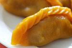 南瓜素蒸饺的做法视频