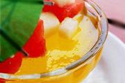 意大利水果布丁的做法视频