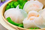 教你做广式茶点 水晶虾饺的做法视频