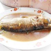 清炖鳌花鱼的做法