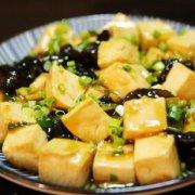 熘豆腐的做法